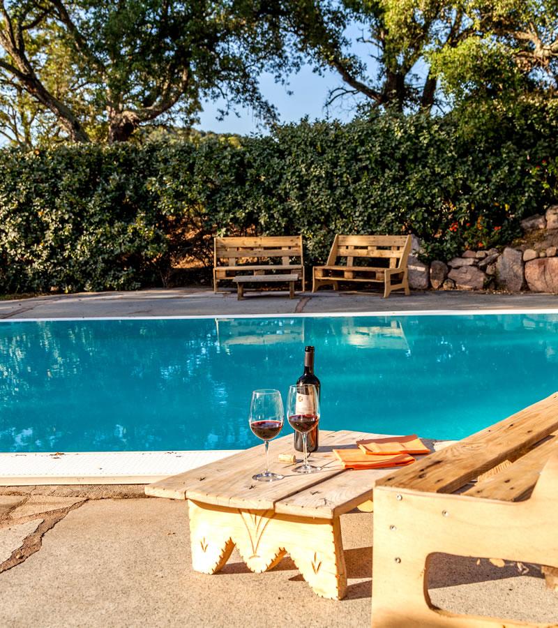 Poolbar Borgo di Campagna