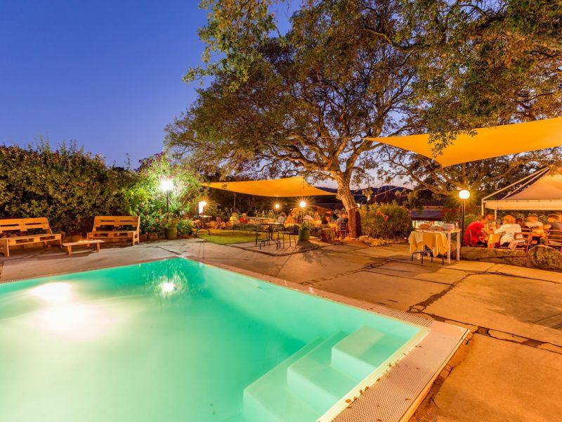 Dinner Poolside Borgo di Campagna