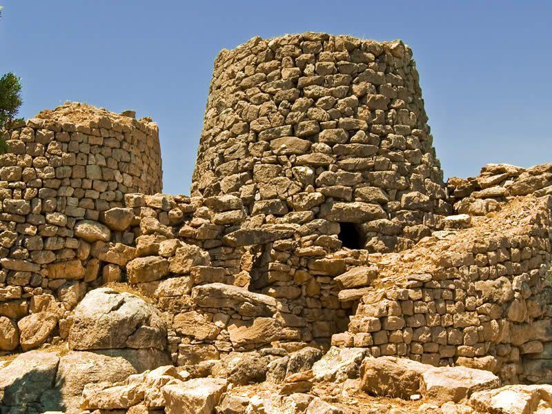 Archeology Borgo di Campagna